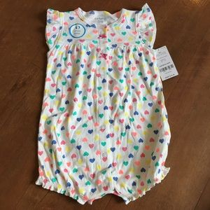 •5 FOR $25• NWT Carter's Romper